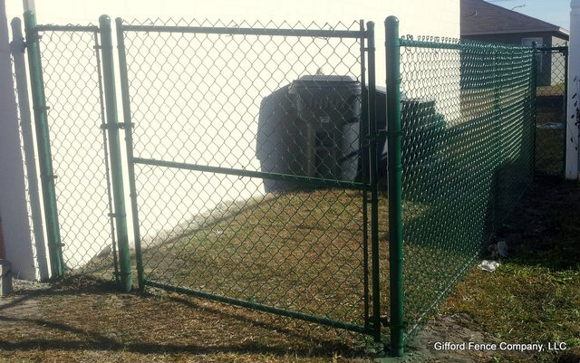 Pictures Of Chain Link Fences Gifford Fence